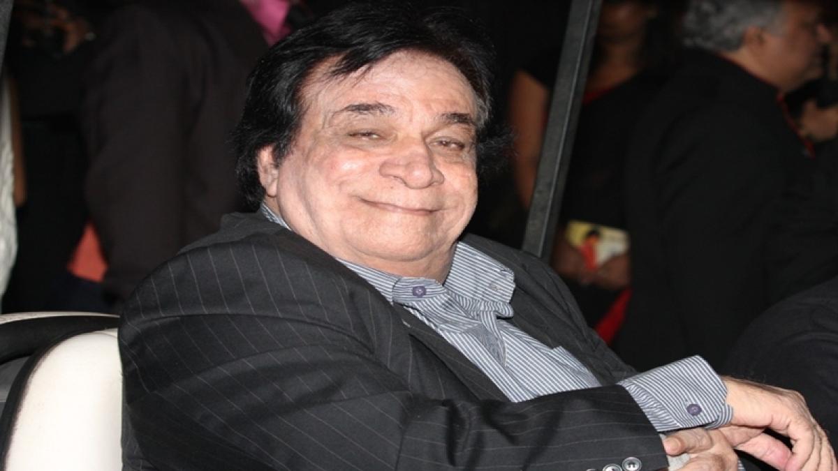 Curtains on actor-writer Kader Khan