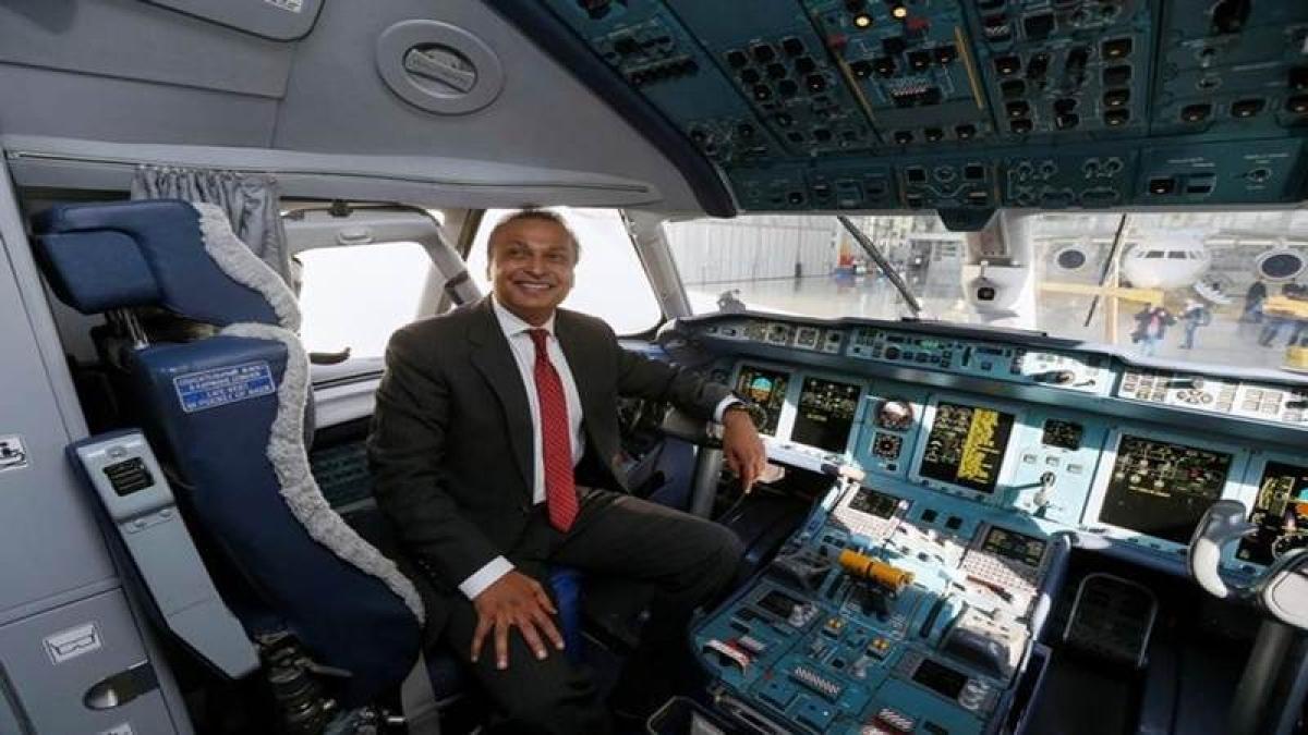 Anil Ambani's Reliance Naval surges 1000% in record winning streak