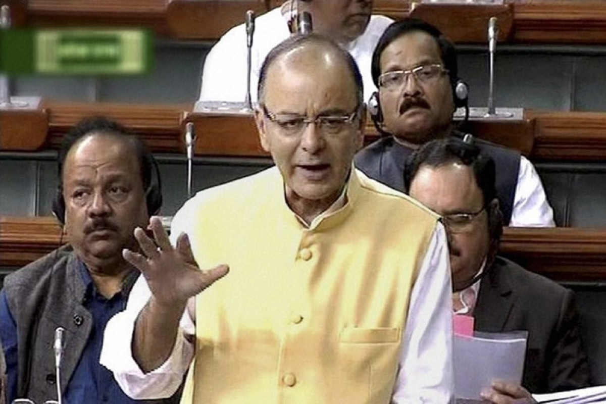 Two new incentives to boost BHIM app adoption: Arun Jaitley