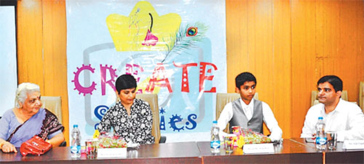 Indore: At Create Stories, they talk of battles & success against all odds