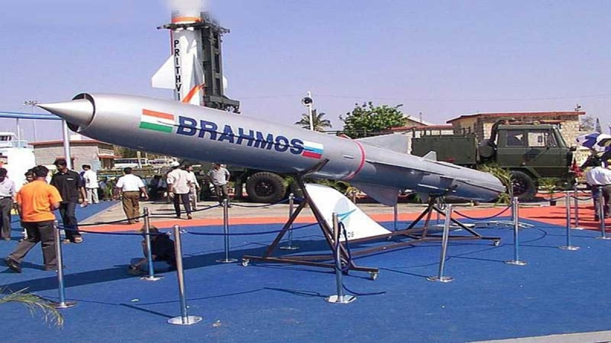 Indian Navy successfully test-fires BrahMos supersonic cruise missile