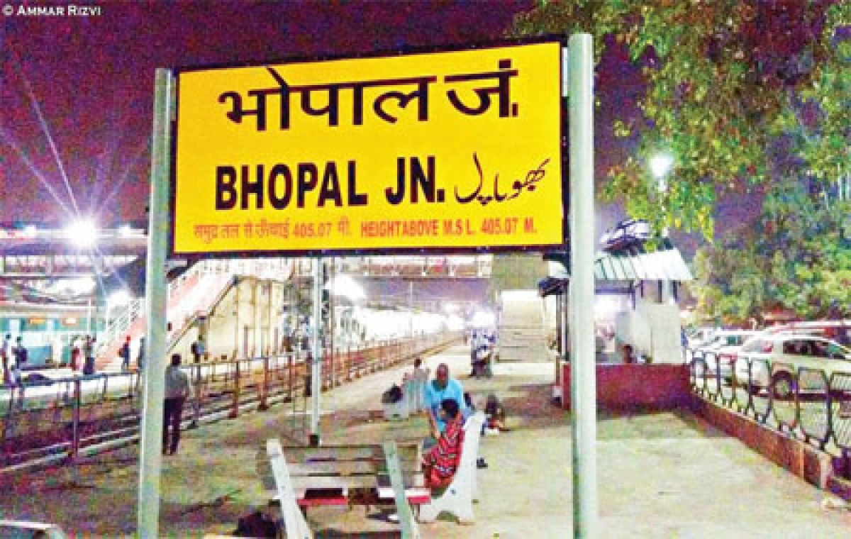 Bhopal railway station among 23 in country selected for re-development