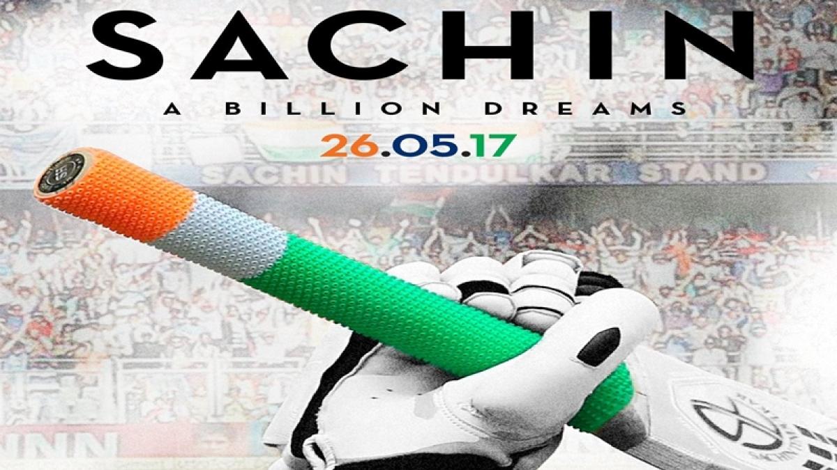 Tendulkar's 'Sachin: A Billion Dreams' to hit theatres on 26 May
