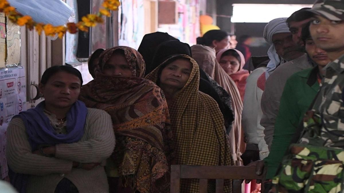 AFP PHOTO / Prakash SINGH