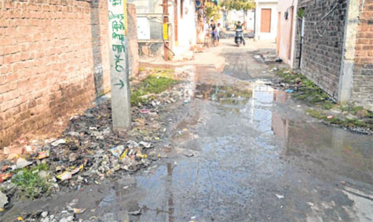 Illegal colonies mushrooms, Ujjain Municipal Corporation helpless