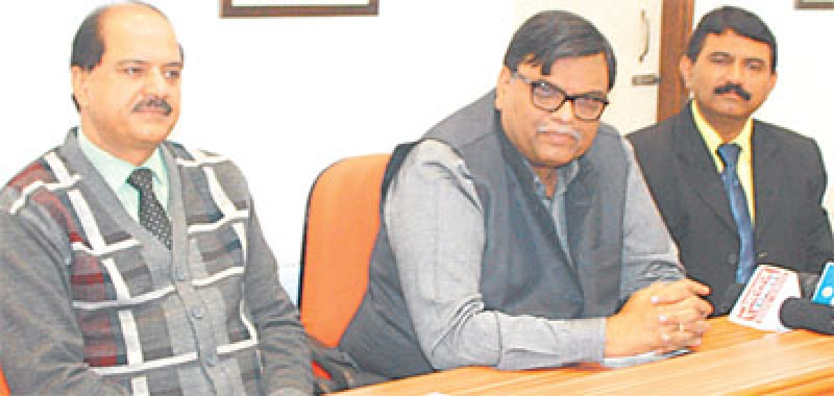 Indore: Keeping black money is no longer safe as I-T has data