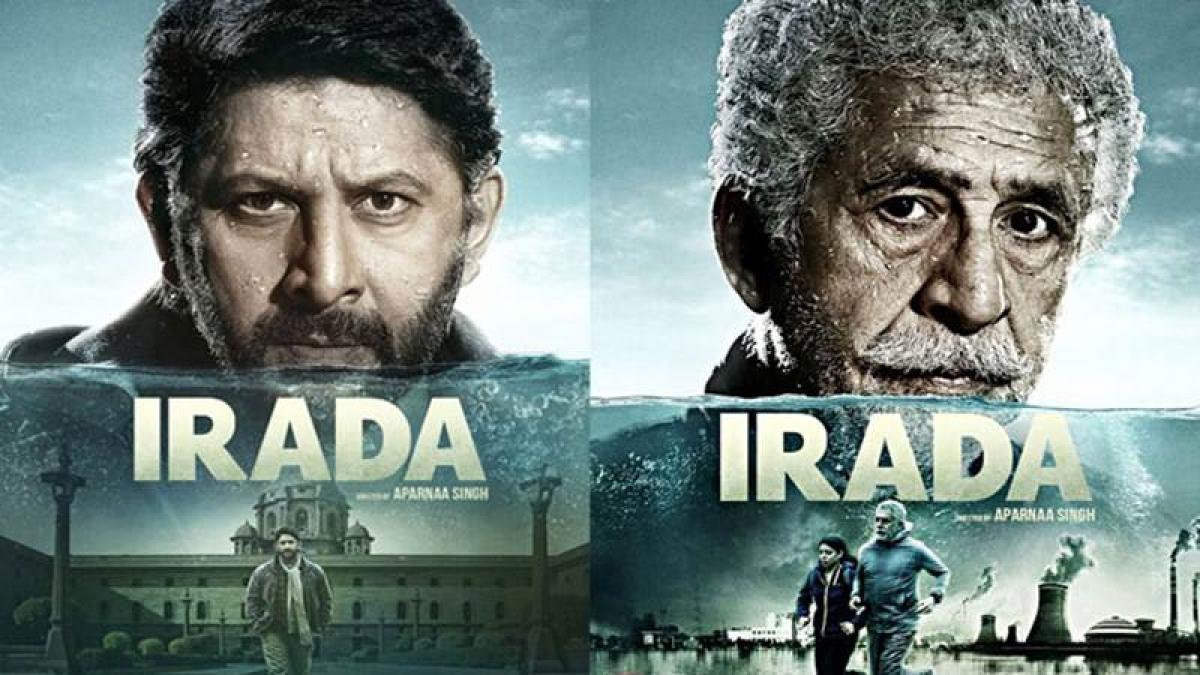 Irada: Bearable Eco-crime thriller
