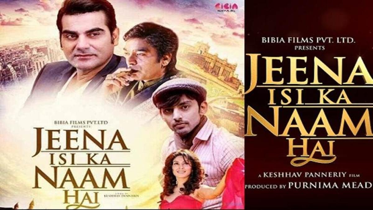 Watch as Arbaaz Khan stuns all in the trailer of 'Jeena Isi ka Naam Hai'