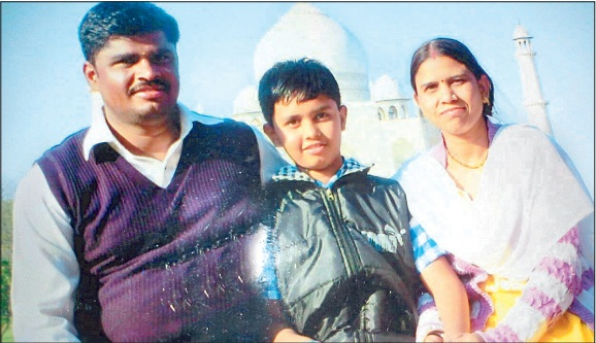 Indore: 12-year old Krishna Kate is an inspiration to overcome agony