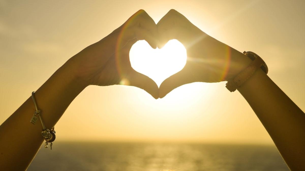Love entangles, Compassion liberates