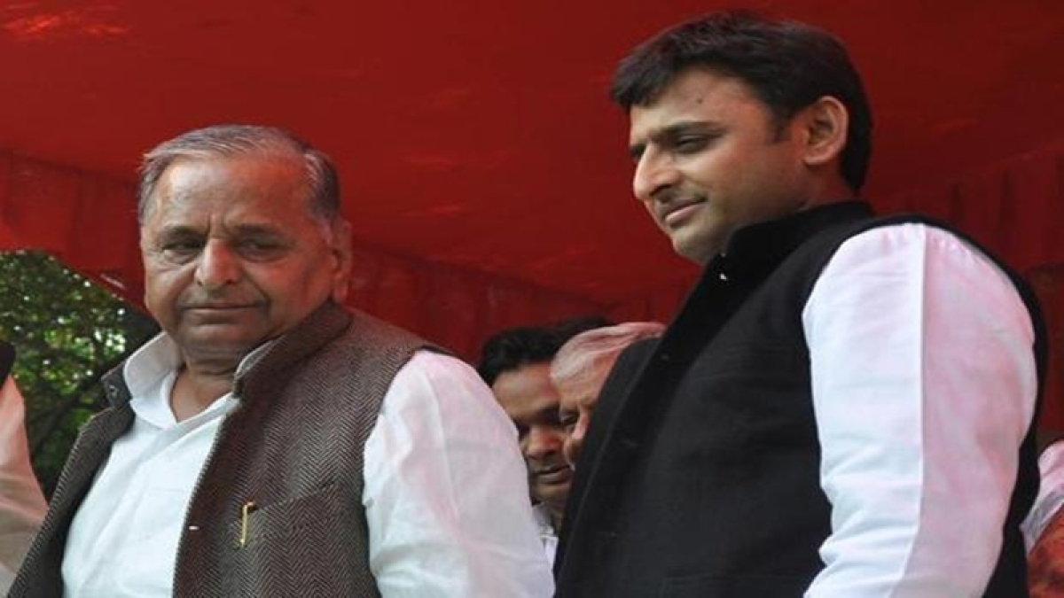 Akhilesh son first, leader later; always blessed, says Mulayam Singh Yadav