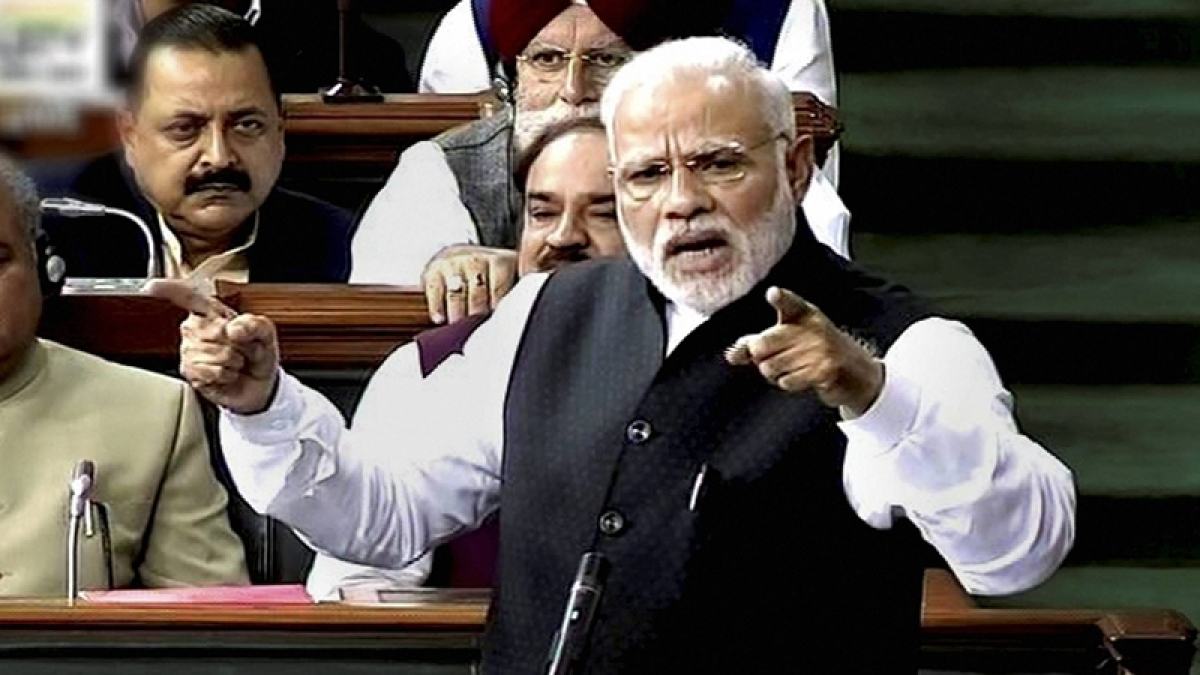 Government has saved Rs 49,500 crore going to middlemen, says PM Modi