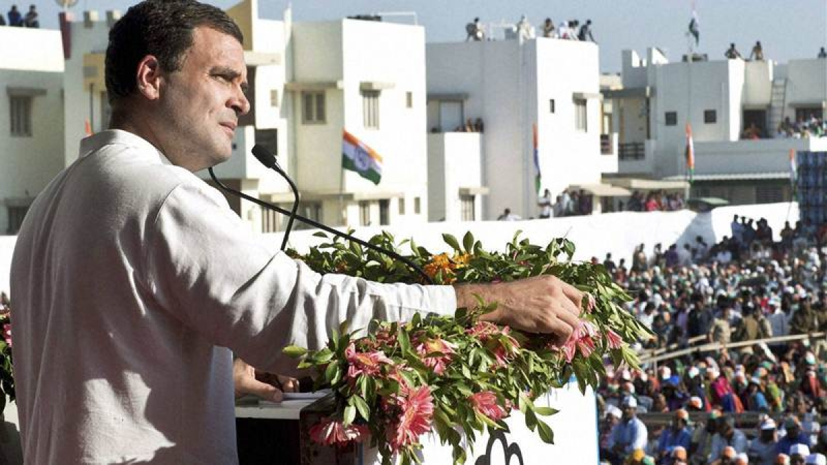 PM Modi deceived youth by making false promise of providing employment: Rahul