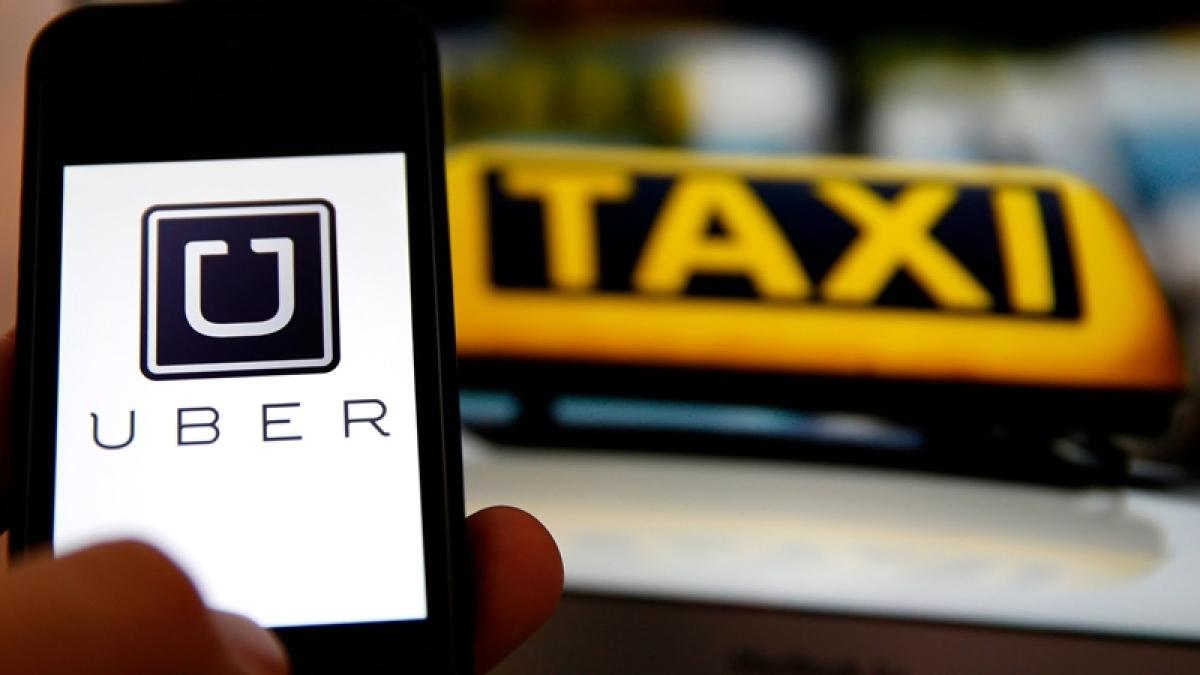 Uber removes driver for misbehaving with woman passenger