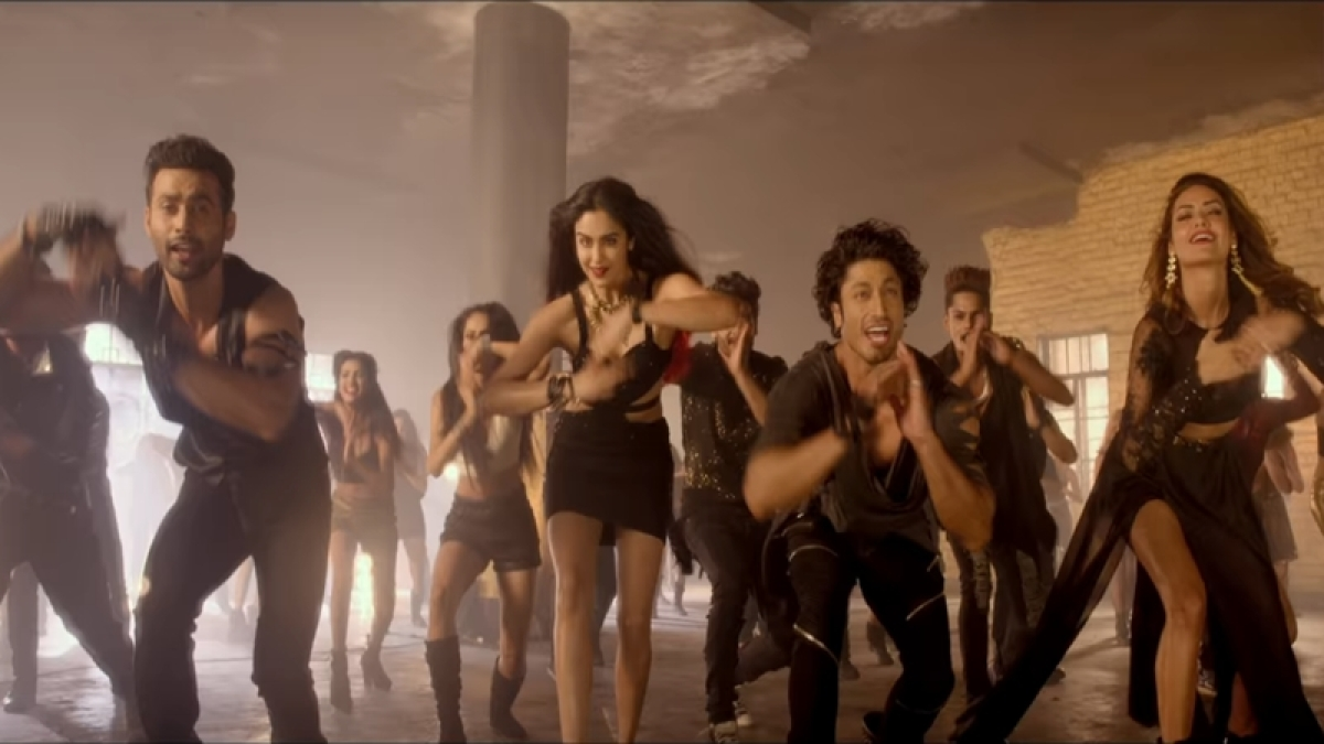 'Commando 2' Song: Vidyut Jammwal has recreated Akshay's Hare Krishna Hare Ram