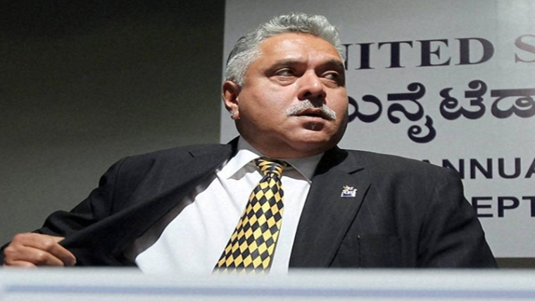 MHA forwards to MEA MLAT request to bring back Vijay Mallya from UK