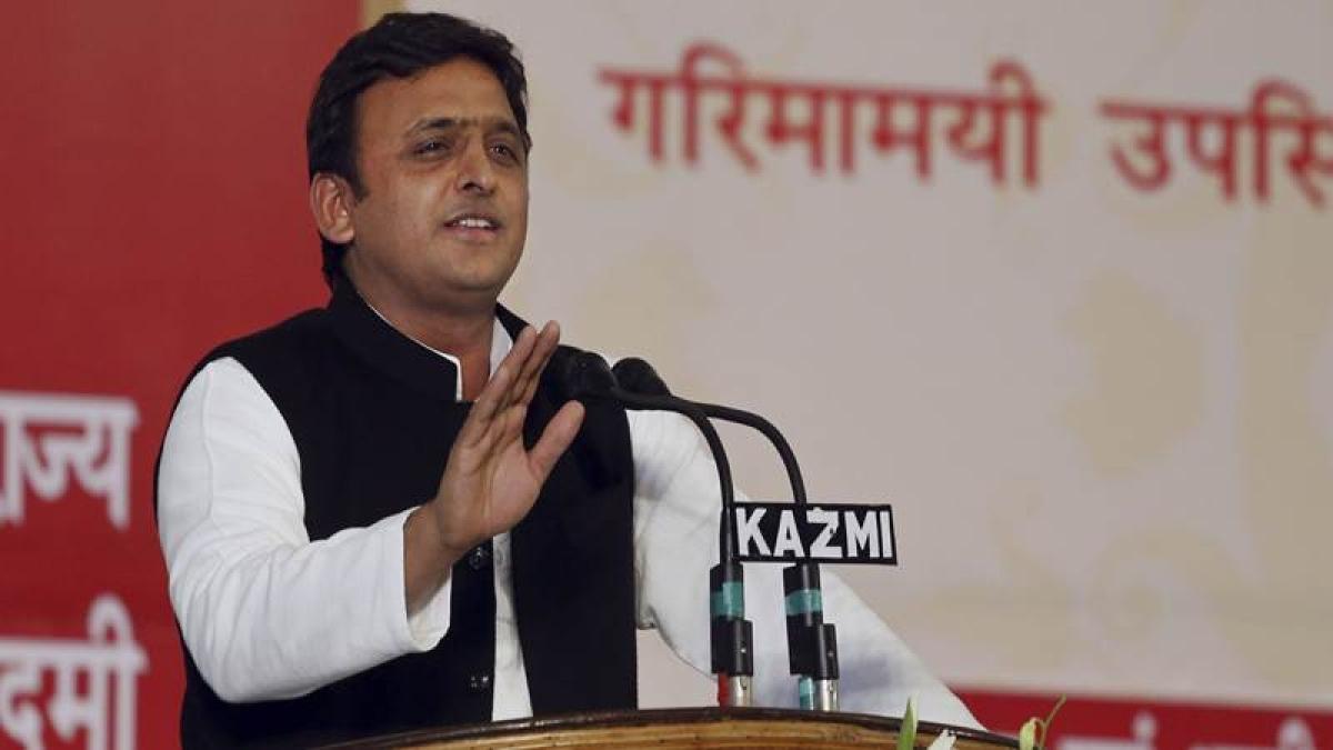 Two years of Yogi Adityanath government a 'curse' for people: Akhilesh Yadav