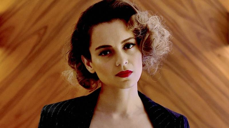 Apurva suggested me to take credits for dialogues in Simran, says Kangana Ranaut