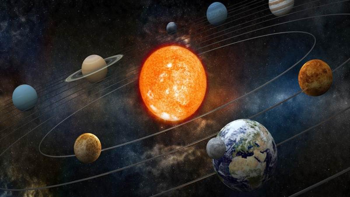 Here's the newly estimated timeline of our solar system