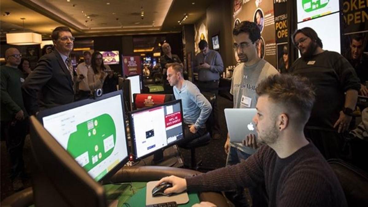 AI Libratus beats human players in poker game