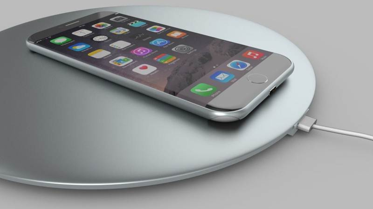 Much awaited iphone 8 will feature wireless charging