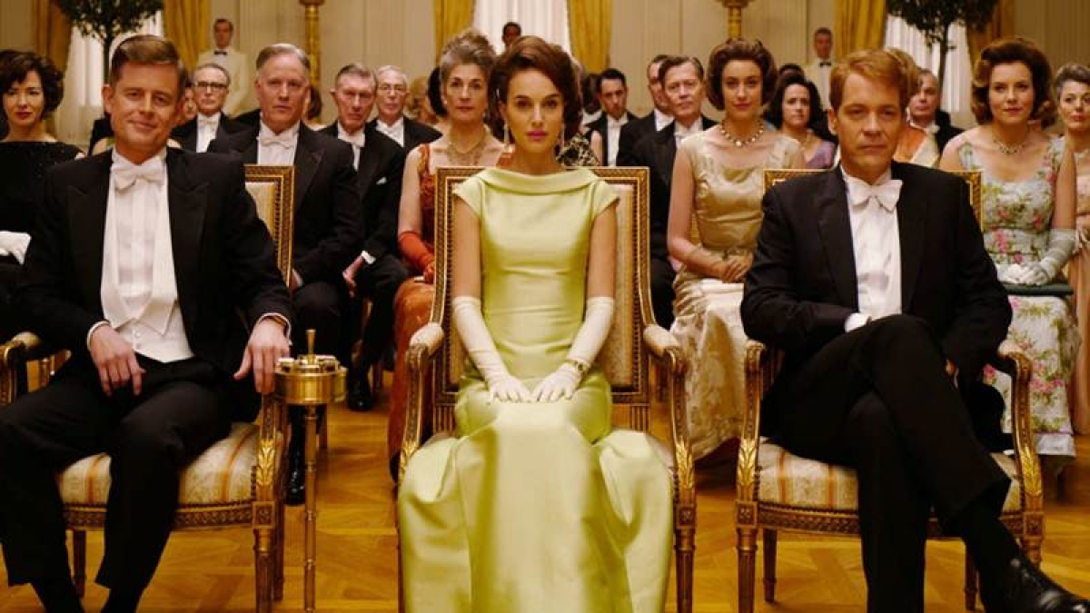 Jackie: Perfectly portrays first lady's personal life