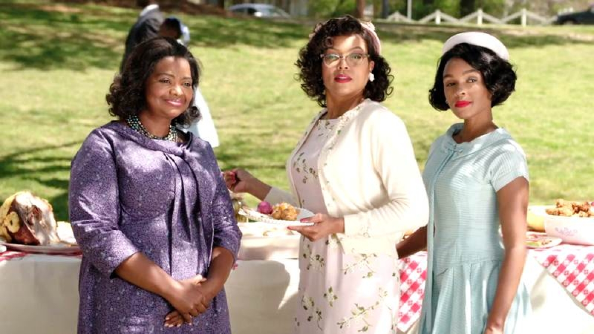 Hidden Figures: Inspirational and Elevating