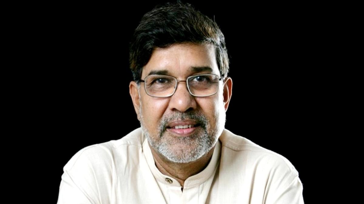 Abolition of slavery, child labour possible: Kailash Satyarthi