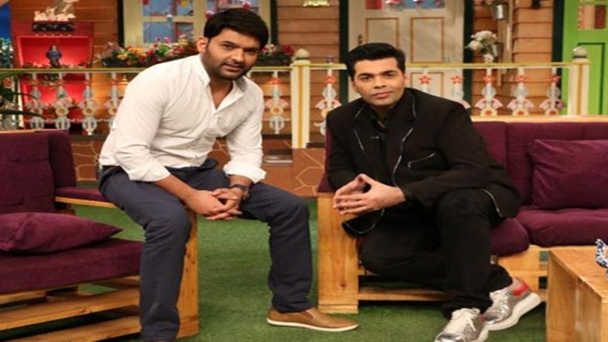 This is how Karan embarrassed Kapil Sharma on his show 'Koffee with Karan'