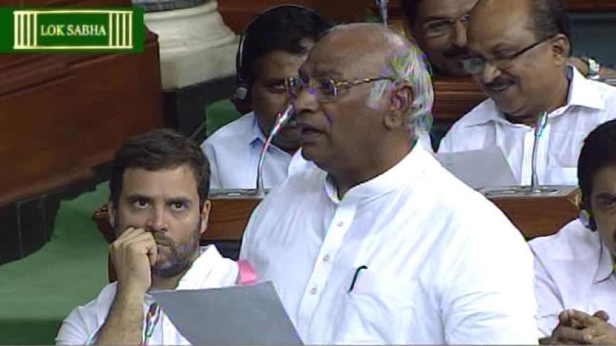 Karnataka polls: BJP will not win more than 60-70 seats maximum, says Mallikarjun Kharge Kalaburgi