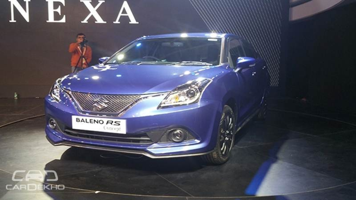 Maruti Suzuki Baleno RS to be launched on March 3