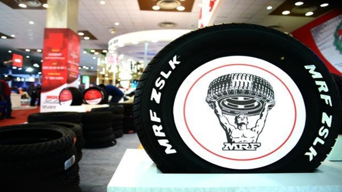 MRF, Maxxis India suspend production till April 14