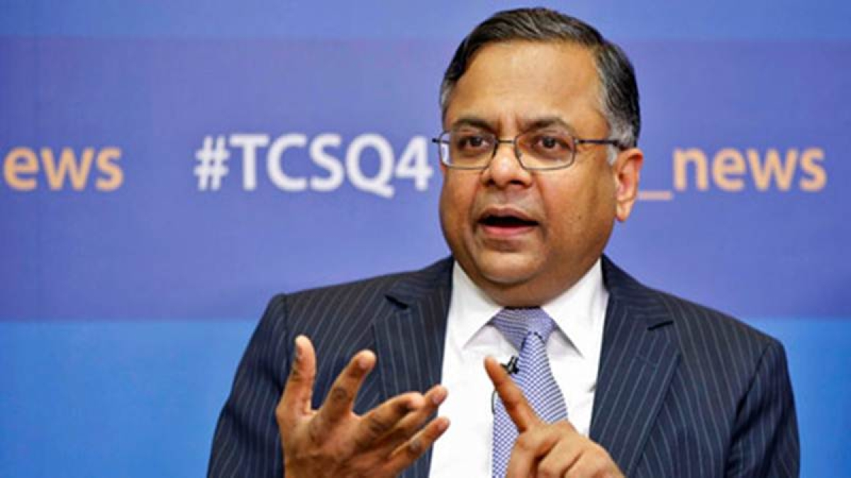 'We need a transformative vision and supervision, not suspicion': Chandrasekaran on business in India