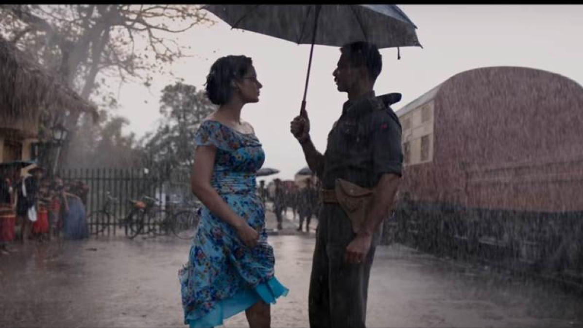 Dialogue promo of Rangoon: Kangna and Shahid chemistry is terrific