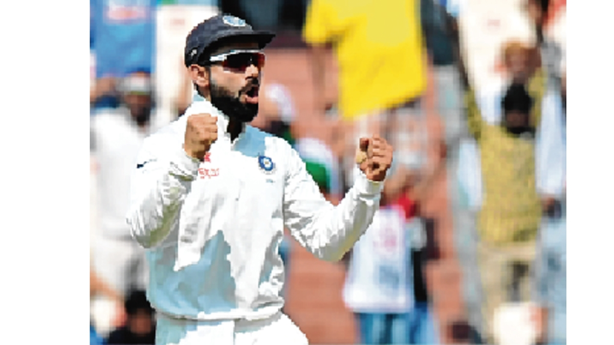 Kohli credits success to captaincy, fitness
