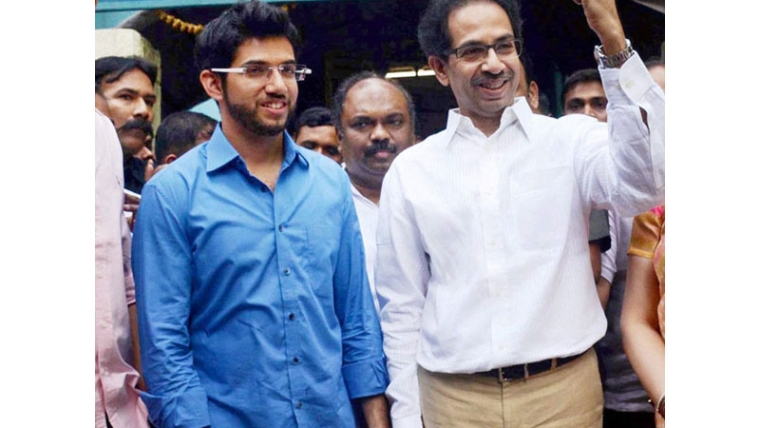 Mumbai: Political infighting within Shiv Sena's Amaravati reaches Thackeray's court