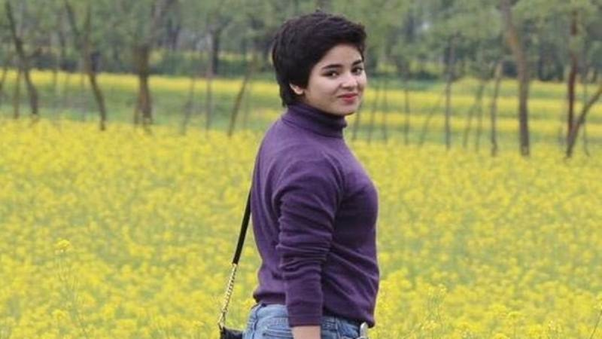 'Dangal' star Zaira Wasim opens up about battle with depression
