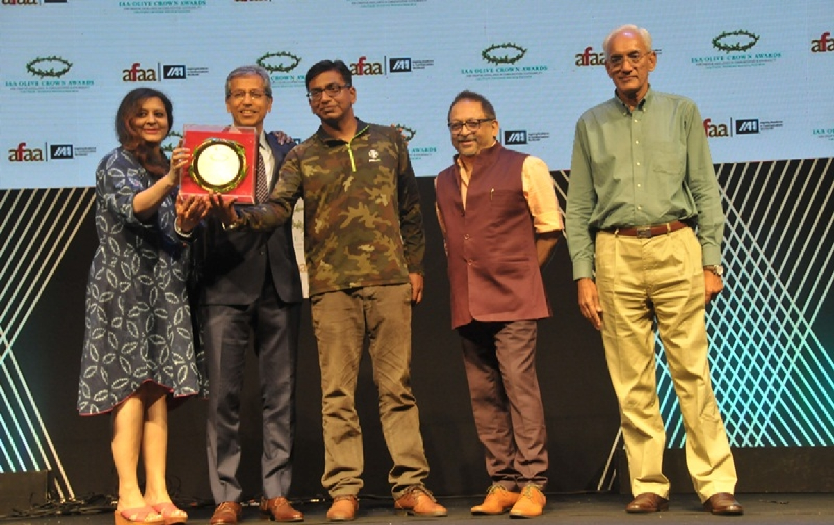 JWT bags four golds and one silver at Olive Crown Awards