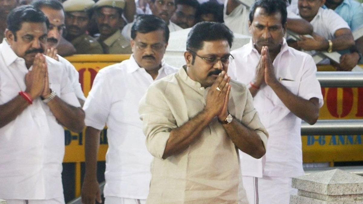 After RK Nagar defeat, AIADMK expels over 130 Dinakaran supporters from party