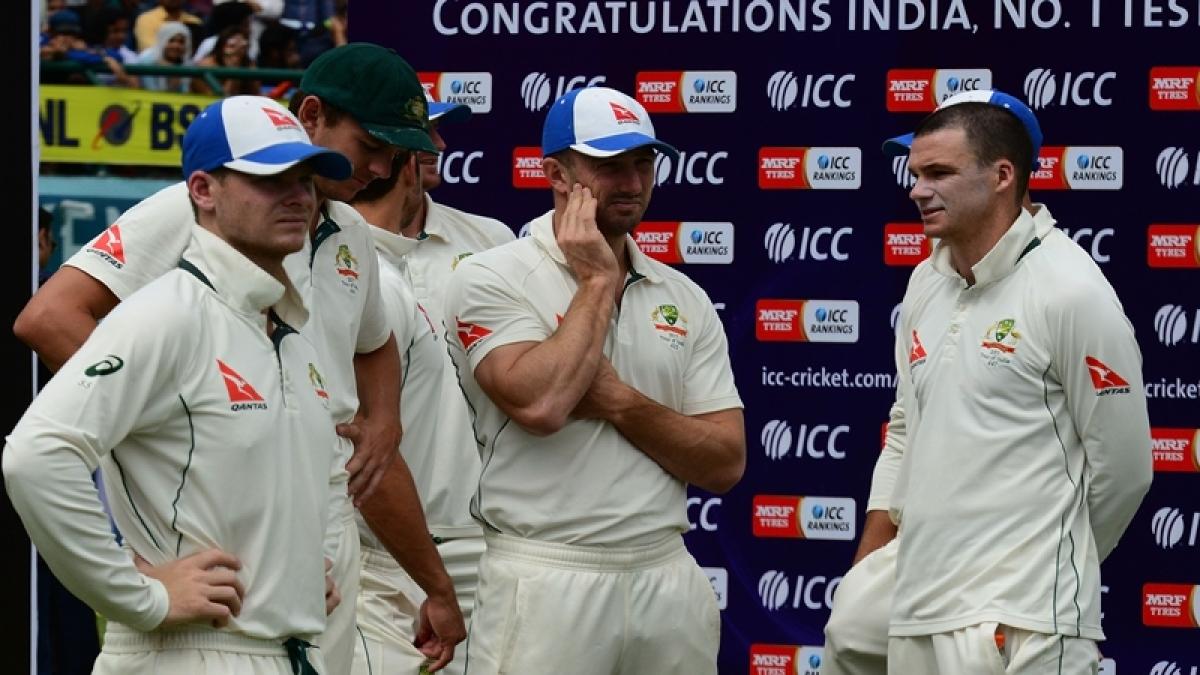 India vs Australia: Have let my emotions slip, I apologise: Steve Smith