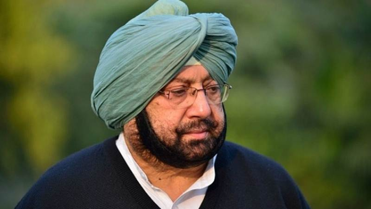 Clear, specific threat to Punjab from Pakistan: Amarinder Singh