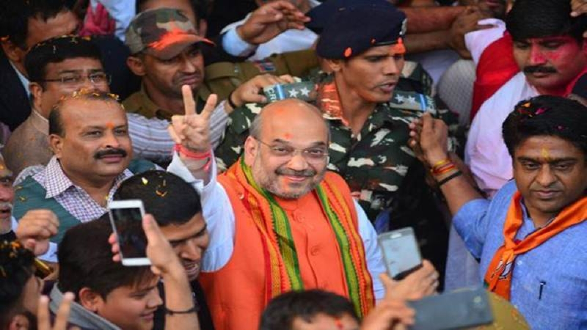Rajya Sabha hiccups may well be over for BJP