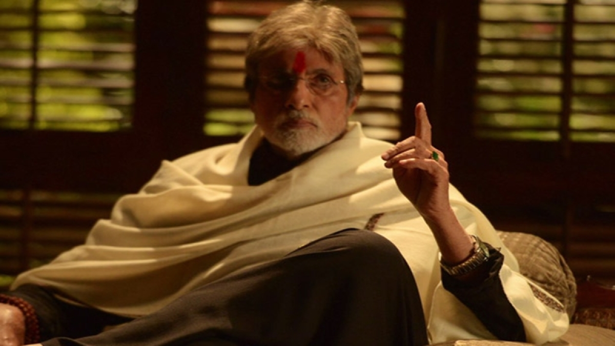 Amitabh Bachchan to play 'Angry Young Man' in 'Sarkar 3'