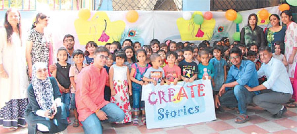 'Create Stories Khwabon Wali' revives memories