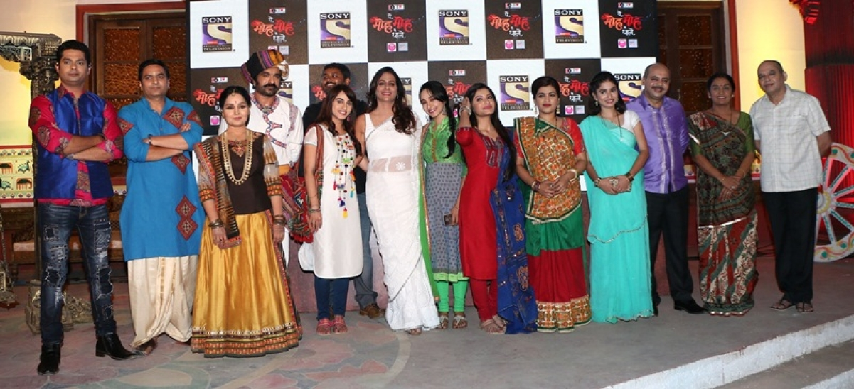 In Pictures: Sony launch new show Yeh Moh Moh Ke Dhaage; prime time 7pm