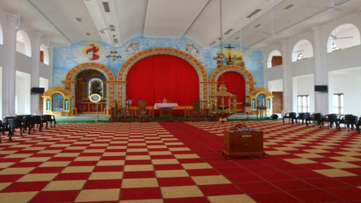 No women for foot-washing ritual: Syro-Malabar Catholic Church