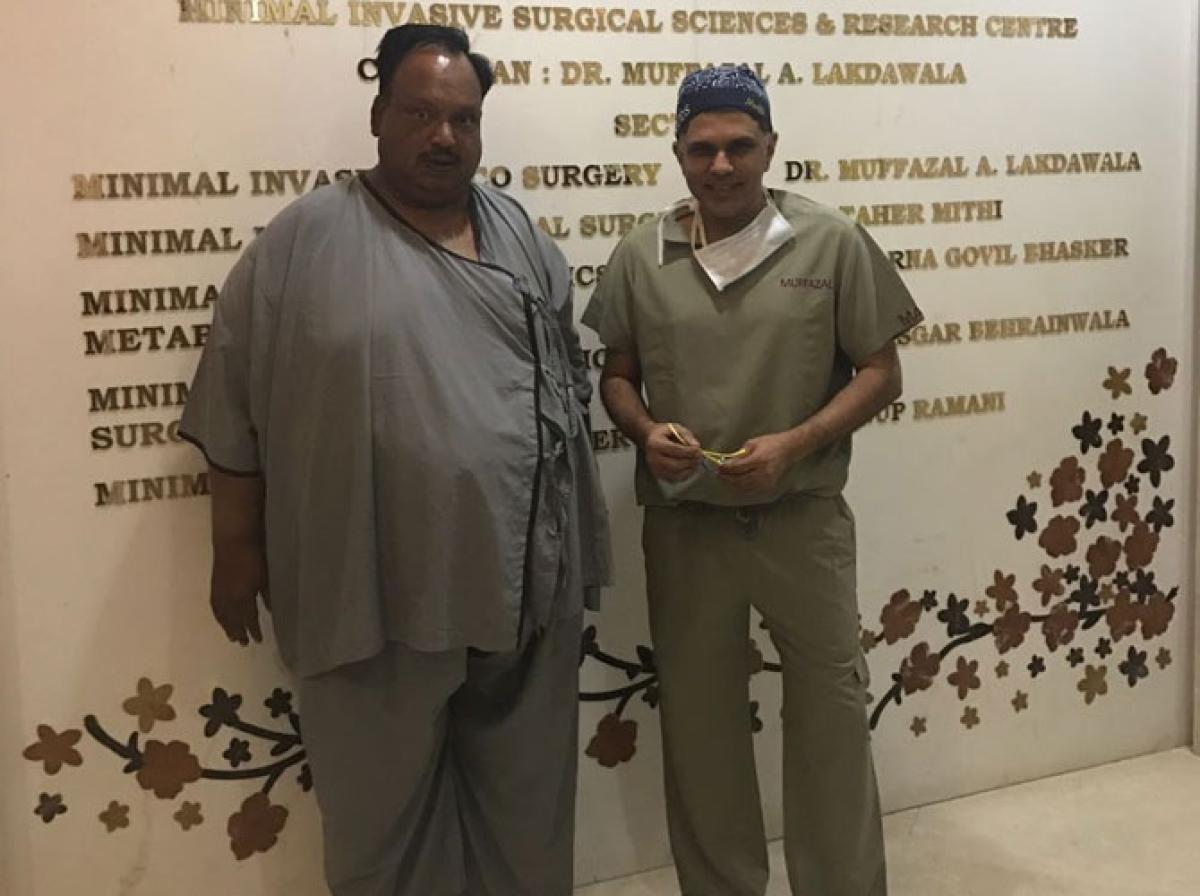 Mumbai: Shamed cop Daulatram Jogawat undergoes free surgery at Saifee Hospital