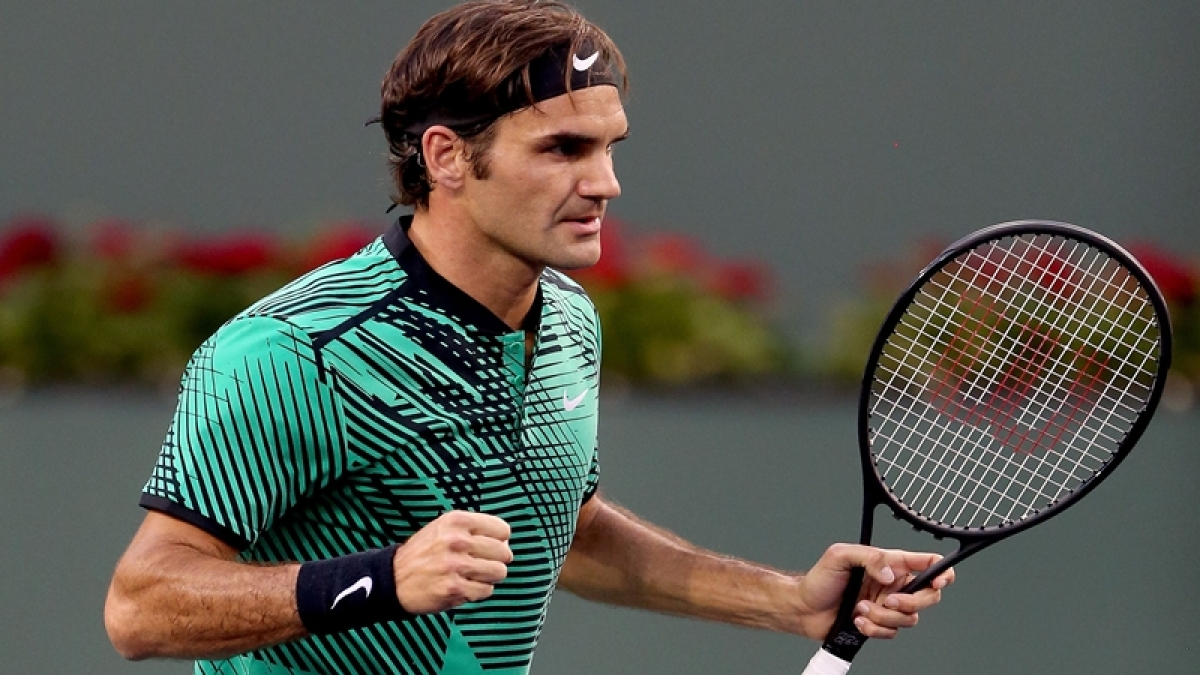 Roger Federer hopes to avenge loss to Federico Delbonis