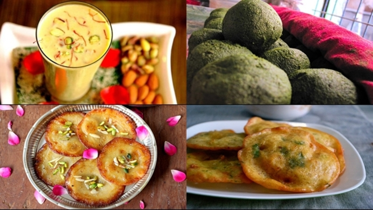 Holi 2017: Food, Snacks, Sweets, and, Drinks you can whip up!