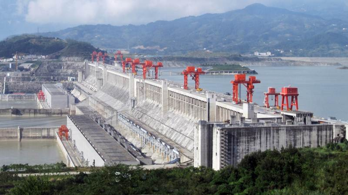 RE status for large hydro projects